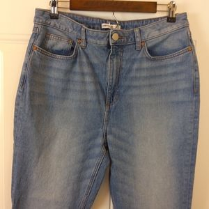 Elizabeth and James the Vintage straight jeans